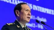 Trung Quốc lớn tiếng chỉ trích Mỹ tại diễn đàn Shangri-La