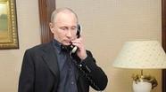Tổng thống Putin và ông Tập Cận Bình trao đổi những gì qua điện đàm?