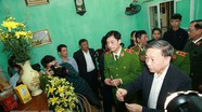 Công nhận liệt sỹ cho 3 chiến sỹ công an hy sinh ở Đồng Tâm