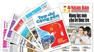 Ban Bí thư yêu cầu thực hiện tốt việc đọc và làm theo báo Đảng
