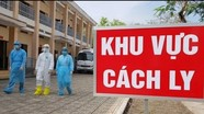 Nghệ An: Trên 1.300 người đang thực hiện cách ly phòng chống dịch Covid-19