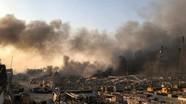 Xác định nguyên nhân vụ nổ làm thương vong hàng nghìn người tại cảng Beirut (Lebanon)