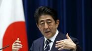Thủ tướng Nhật Bản Shinzo Abe chính thức từ nhiệm