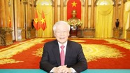 Tổng Bí thư, Chủ tịch nước Nguyễn Phú Trọng gửi thông điệp tới Đại hội đồng Liên Hợp Quốc