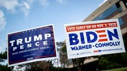 5 thông điệp của cử tri Mỹ trong bầu cử tổng thống 2020