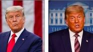 Ngoại hình Tổng thống Trump thay đổi sau bầu cử