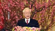 Toàn văn phát biểu của Tổng Bí thư, Chủ tịch nước Nguyễn Phú Trọng chúc Tết lãnh đạo và nguyên lãnh đạo Đảng, Nhà nước, MTTQ