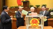 Hôm nay, trình Quốc hội phê chuẩn bổ nhiệm một số Phó Thủ tướng và Bộ trưởng