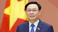 Chủ tịch Quốc hội Vương Đình Huệ: Cử tri tích cực đi bầu, lựa chọn người mình tin tưởng nhất