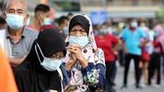Số ca mắc mới theo cấp số nhân, Malaysia có nguy cơ bị nhấn chìm trong thảm họa Covid-19
