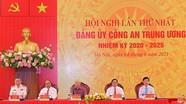 Công bố quyết định của Bộ Chính trị chỉ định nhân sự Đảng ủy Công an Trung ương