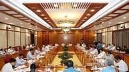 Bộ Chính trị: Tập trung cao nhất cho công tác phòng, chống dịch COVID-19 với tinh thần 'chống dịch như chống giặc'