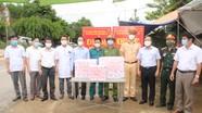Chủ nhiệm Ủy ban Kiểm tra Tỉnh ủy kiểm tra công tác phòng, chống dịch Covid -19 tại Quỳ Châu