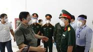 Thủ tướng Phạm Minh Chính yêu cầu phát huy tinh thần 'chiến tranh nhân dân' trong phòng chống dịch