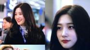 """""""Nữ thần sắc đẹp"""" Hàn Quốc đến Việt Nam dự ra mắt phim của Chi Pu"""