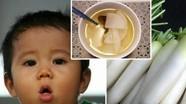 Cách hạ sốt, giảm ho trong ngày thay đổi thời tiết cho trẻ