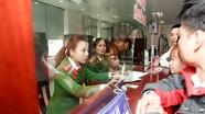 Tạm dừng tiếp nhận, xử lý hồ sơ tại Bộ phận một cửa Công an Nghệ An