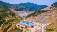 Thủy điện Bản Vẽ thông tin đến người dân khu vực hạ du phương án phòng, chống lũ lụt năm 2020