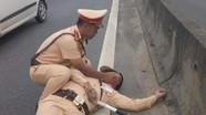 Cảnh báo tình trạng chống đối cảnh sát giao thông
