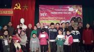 Trao tặng 110 triệu đồng quà Tết cho trẻ em khuyết tật ở Nghi Lộc  