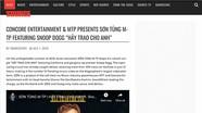 Báo Mỹ gọi Sơn Tùng là 'hiện tượng châu Á' sau MV kết hợp với Snoop Dogg