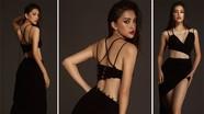 Đường cong quyến rũ, thân hình nóng bỏng của Hoa hậu Việt Nam - Tiểu Vy
