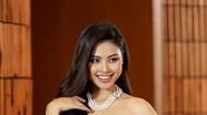 Người đẹp Nghệ An vươn lên dẫn đầu Hoa hậu Hoàn vũ Việt Nam
