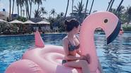 Ngoại hình nóng bỏng 'hút mắt' của bạn gái cầu thủ Văn Toàn