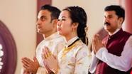 Loạt mỹ nhân Việt 'dát vàng' lên người trong lễ cưới