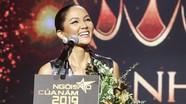 H'Hen Niê bất ngờ giành giải 'Mỹ nhân của năm' 2019