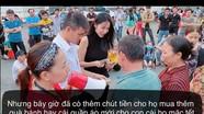 Công Vinh, Thủy Tiên trao quà Tết đặc biệt cho người nghèo