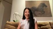 Livestream ở nhà, diva Hồng Nhung vô tình để lộ bạn trai ngoại quốc