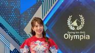 Lý do BTV Diệp Chi 'Đường lên đỉnh Olympia' trẻ trung, xinh đẹp