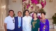'Lộ' hình ảnh hiếm trong lễ đính hôn của Công Phượng