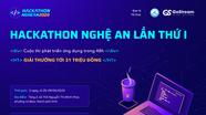 Ngày 26/6 tới, cuộc thi Hackathon lần đầu tiên được tổ chức tại Nghệ An