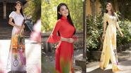 Hoa hậu Tiểu Vy, Đỗ Mỹ Linh mặc đẹp 'phủ sóng' mạng xã hội tuần qua