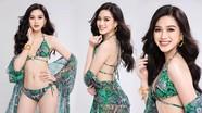Hoa hậu Đỗ Thị Hà lần đầu tung ảnh bikini sau 6 tháng đăng quang