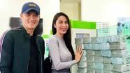 Thủy Tiên giải thích và xin lỗi khán giả tố mình 'ăn chặn tiền từ thiện'
