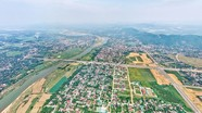 Thái Hòa 'hút' đầu tư đa ngành với định hướng phát triển thành phố trung tâm phía Tây Nghệ An