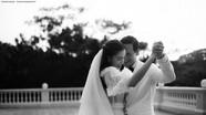 Ảnh cưới tuyệt đẹp của Hồ Ngọc Hà - Kim Lý