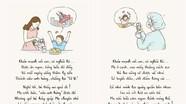 Thấy gì từ bộ tranh trẻ em thể hiện ước mơ trong mùa dịch?