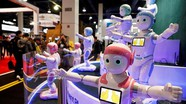 Những mẫu robot kì lạ tại CES 2018