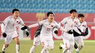 U 23 Việt Nam được tặng 31 huy chương bằng vàng thật!