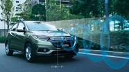 Honda Vezel 2018 ra mắt với nhiều tính năng an toàn mới