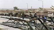Kinh ngạc trước kho vũ khí phiến quân nộp cho quân đội Syria