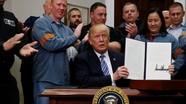 Hàn - Triều cùng dỡ bỏ loa tuyên truyền, Mỹ tạm hoãn áp thuế thép và nhôm