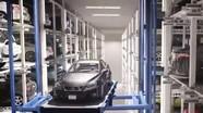 Hầm đỗ xe ô tô tự động thông minh