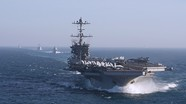 Tàu sân bay Mỹ áp sát Syria, Triều Tiên chỉnh giờ trùng với Hàn Quốc