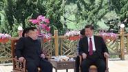 Kim Jong-un sang Trung Quốc gặp Tập Cận Bình; Pháp đe dọa không kích Syria