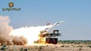 Syria lộ bảo bối chặn đứng tên lửa thông minh Israel